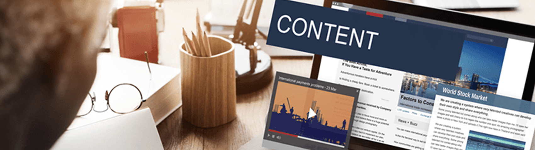 A step by step guide to Content development